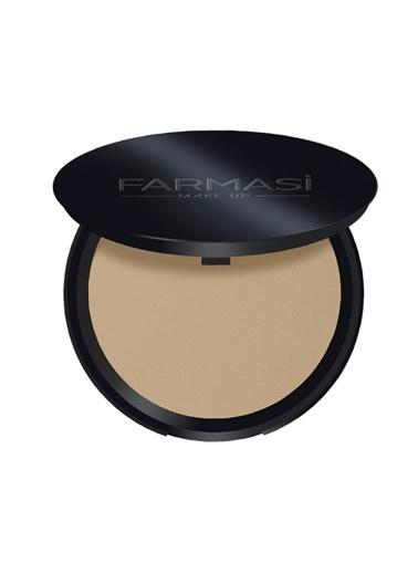 Farmasi Make-Up Pudra Neutral Medium 03-14Gr+Sünger Ten